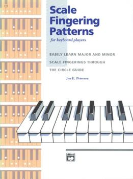 Scale Fingering Patterns (AL-00-315)