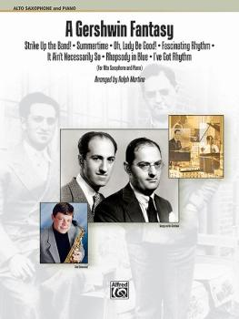 A Gershwin Fantasy (Featuring: Strike Up the Band! / Summertime / Oh,  (AL-00-34413)