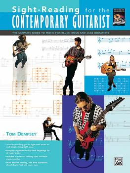 Sight-Reading for the Contemporary Guitarist: The Ultimate Guide to Mu (AL-00-21954)