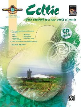 Guitar Atlas: Celtic: Your passport to a new world of music (AL-00-22708)