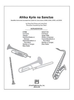 Afrika Kyrie na Sanctus (AL-00-23595)