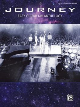Journey: Easy Guitar Anthology (AL-00-37043)