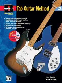 Basix®: TAB Guitar Method 2 (AL-00-17864)