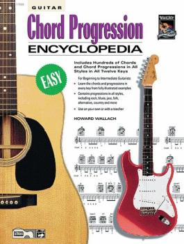 Guitar Chord Progression Encyclopedia: Includes Hundreds of Chords and (AL-00-17868)