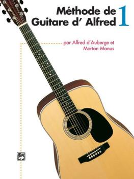 Alfred's Basic Guitar Method 1 (AL-00-1794)