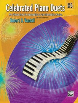 Celebrated Piano Duets, Book 5 (AL-00-24552)