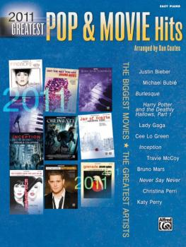 2011 Greatest Pop & Movie Hits: The Biggest Movies * The Greatest Arti (AL-00-38581)