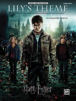 Lily's Theme (Main Theme from <i>Harry Potter and the Deathly Hallows, (AL-00-38826)