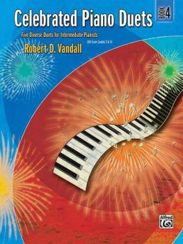 Celebrated Piano Duets, Book 4 (AL-00-24551)