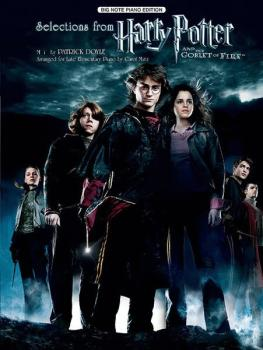 <I>Harry Potter and the Goblet of Fire™,</I> Selections from (AL-00-25289)