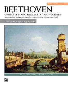 Sonatas, Volume 1 (AL-00-25863)