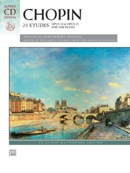 24 Etudes, Opus 10 & Opus 25 (AL-00-41493)