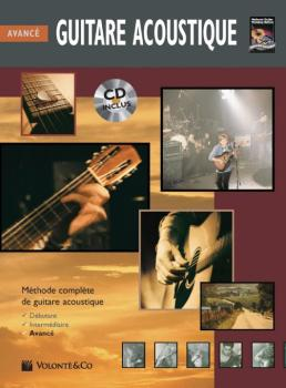 Guitare Acoustique Avance [Advanced Acoustic Guitar]: Methode Complete (AL-00-41997)