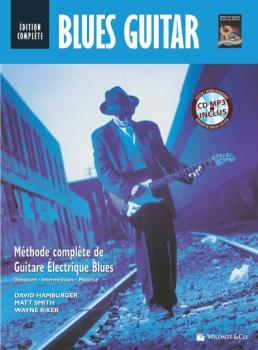 Blues Guitar: Edition Complete [Blues Guitar Complete Edition]: Method (AL-00-42004)