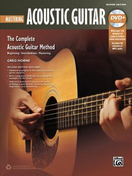 The Complete Acoustic Guitar Method: Mastering Acoustic Guitar (2nd Ed (AL-00-43641)