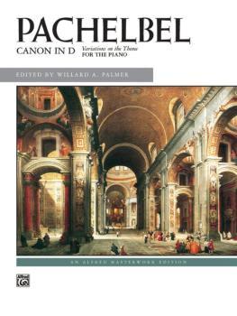 Canon in D (AL-00-2541)