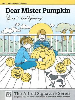 Dear Mr. Pumpkin (AL-00-5422)