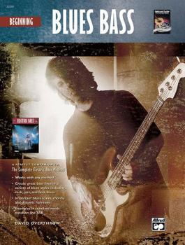 The Complete Electric Bass Method: Beginning Blues Bass (AL-00-22591)
