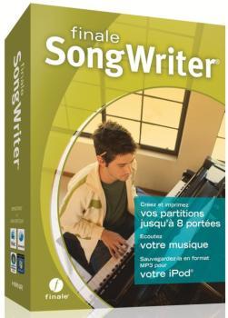 Finale SongWriter® French: Créez et imprimez vos partitions jusqu'à 8  (AL-99-WHR12FR)
