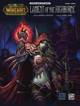 Lament of the Highborne (from <i>World of Warcraft</i>) (AL-00-36584)