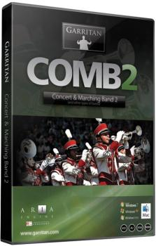 Garritan Concert and Marching Band® 2: Virtual Software Instruments (AL-13-GPOB2DLR)