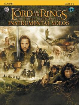 <I>The Lord of the Rings</I> Instrumental Solos (AL-00-IFM0405CD)