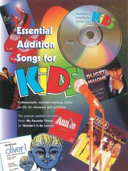 Essential Audition Songs for Kids (AL-12-0571526802)