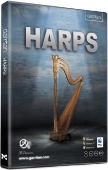 Garritan Harps™: Virtual Software Instruments (AL-13-GHPDLR)