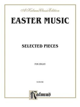 Easter Music (Selected Pieces) (AL-00-K04158)