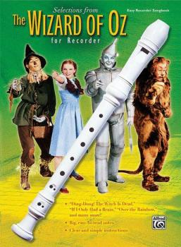 The Wizard of Oz for Recorder (AL-00-31910)