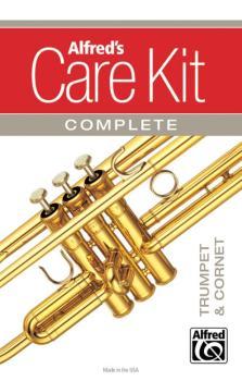 Alfred's Care Kit Complete: Trumpet & Cornet (Lacquer) (AL-99-1474076)