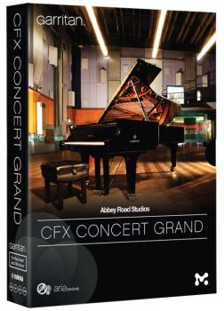 Garritan Abbey Road Studios CFX Concert Grand: Virtual Software Instru (AL-13-GCFX)
