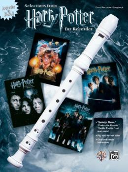 Harry Potter for Recorder, Selections from (AL-00-28031)