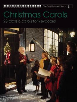 Christmas Carols: 23 Classic Carols for Keyboard (AL-12-0571530028)