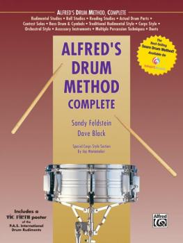 Alfred's Drum Method, Complete (AL-00-39273)
