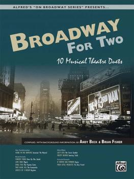 Broadway for Two: 10 Musical Theatre Duets (AL-00-27113)