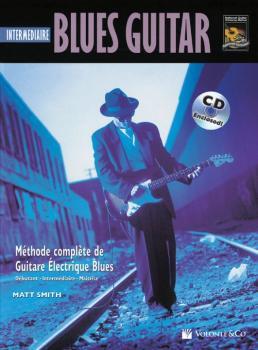Blues Guitar Intermediaire [Intermediate Blues Guitar]: Methode Comple (AL-00-40664)
