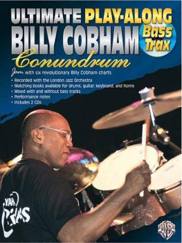 Ultimate Play-Along Bass Trax: Billy Cobham Conundrum: Jam with Six Re (AL-00-0454B)