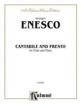 Cantabile and Presto (AL-00-K03430)