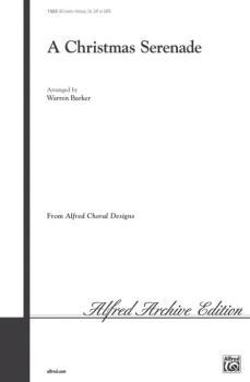 A Christmas Serenade (AL-00-11655)