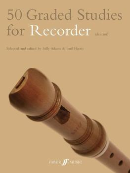 50 Graded Recorder Studies (AL-12-0571523188)