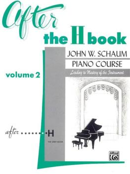After the H Book, Volume 2 (AL-00-EL00514)