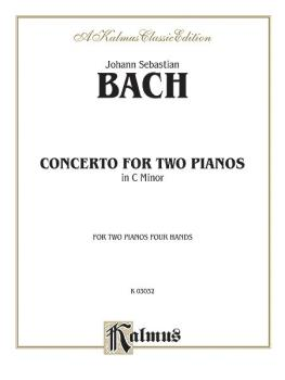 Concerto for Two Pianos in C Minor (AL-00-K03032)