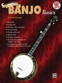 Ultimate Beginner Series: Bluegrass Banjo Basics (AL-00-0384B)