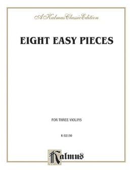 Eight Easy Pieces (AL-00-K02150)