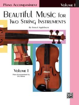 Beautiful Music for Two String Instruments, Book I (AL-00-EL02199)