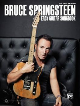 Bruce Springsteen: Easy Guitar Songbook (AL-00-40569)