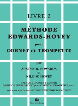 Méthode Edwards-Hovey pour Cornet ou Trumpette, Livre 2 [Method for Co (AL-00-40661)