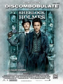 Discombobulate (from the Motion Picture <i>Sherlock Holmes</i>) (AL-00-35000)