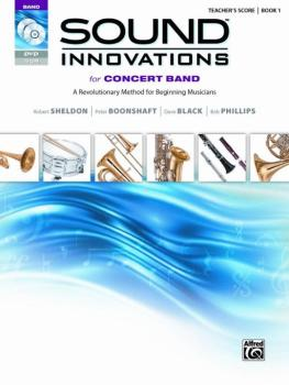 Sound Innovations for Concert Band, Book 1: A Revolutionary Method for (AL-00-36603)